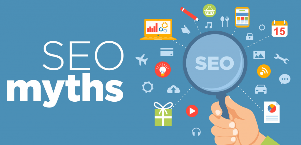 Local SEO Myths
